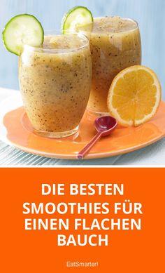 Die besten Smoothies für einen flachen Bauch | eatsmarter.de