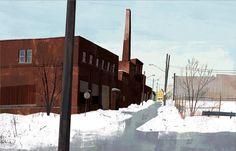 'Clark Factory' (2010) by Jamey Christoph