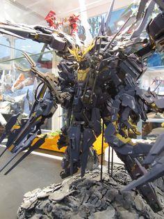 Vernichten Gundam Banshee RX-0-RGZ