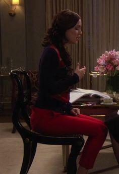Blair Waldorf Fashion: 1x15 Desperately Seeking Serena