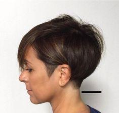 Verwöhne Dich selbst mit einem neuen Look! 10 wunderschöne Kurzhaarfrisuren, mit denen Du Dich sehen lassen kannst! - Neue Frisur