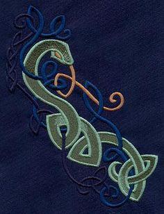 Celtic Majesty Snake_image