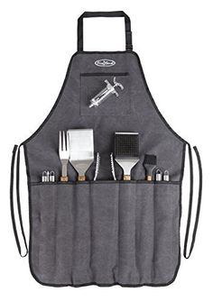 BBQ Minnesota Vikings GRILLING SET w Carrying Case NFL Cooking Tool Tote Bag 4pc