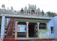 Thiruthangal - Sri Karu Nellinathar Temple திருத்தங்கல் - ஸ்ரீ கருநெல்லி நாதர் திருக்கோவில்