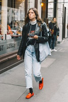 London Fashion Week SS18 Street Style
