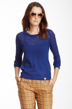 Crew Neck Sweater by See by Chloe on @HauteLook