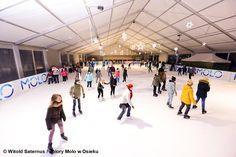 Klub łyżwiarski w Osieku dzięki wsparciu Molo Resort #Osiek #łyżwiarstwo #Molo #Klęczar #łyżwiarze