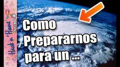 COMO PREPARARNOS PARA UN HURACAN - COSAS QUE DEBEMOS TENER  A LA MANO  como prepararse para un huracan,huracan florence,huracan issac,huracan katrina,supervivencia,tormenta,hurricane g,storm,hack and home,como protegerse de una tormenta electrica,huracan,huracán,noticias,hurricane tracker 2018,florence hurricane live,nhc,florence weather Tropical, Ten, Symbols, Letters, Hurricane Katrina, Hacks, News, Hipster Stuff, House