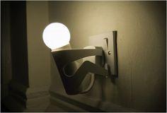 Funny Night Lamp | Martyr Monkey