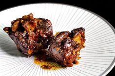 Sichuan Peppercorn Red-Braised Oxtail  on Food52