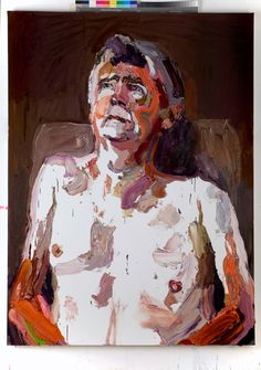 3 May - 2 August 2012 EXHIBITION Redlands Art Prize Ben Quilty wins with portrait of his father - Dad