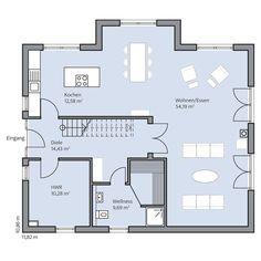 Haus Behringer - Erdgeschoss