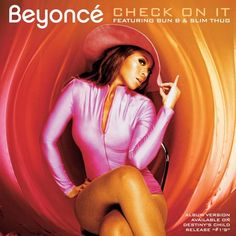 Beyonce Check on It Album Cover
