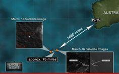 Novas fotos de satélite mostrando possíveis destroços do Voo 370 são disponibilizadas, agora pela França - OVNI Hoje!