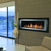 5 Best Decor Ideas for Your Fireplace – Voyage Afield Direct Vent Fireplace, Vented Gas Fireplace, Linear Fireplace, Wooden Fireplace, Home Fireplace, Living Room With Fireplace, Custom Home Designs, Custom Homes, Fireplace Stores