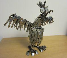 Låsspette - www.artbypeo.com