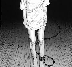 anime biało czarne