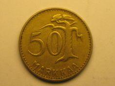 50 markkaa 1953, R118