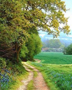 Let's walk ....