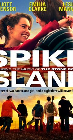 Directed by Mat Whitecross.  With Elliott Tittensor, Nico Mirallegro, Jordan Murphy, Adam Long. Emilia Clarke stars in this heartfelt coming-of-age story about a wannabe rock band in Manchester who hatch a plan to hand-deliver their demo tape to their idols, The Stone Roses, at the band's impending gig at Spike Island.