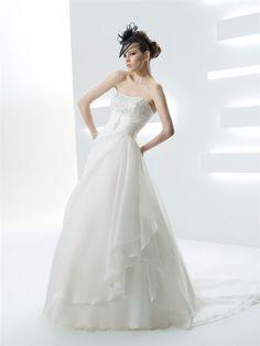 AFN charming wedding bridal gowns