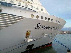 Nonostante sia la quarta gemella di classe Oasis (e una quinta è prevista per il 2021), è la più grande nave da crociera del mondo. Ognuna del