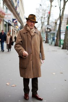 On the Street….Outside Old England, Paris « The Sartorialist