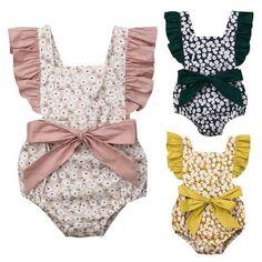 b564cc7e1 Rachelle Small Floral Bow Romper. Rachelle Small Floral Bow Romper – Tilly's  Boutique