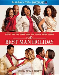 The Best Man holiday [videorecording (DVD)] | Christmas Books and ...