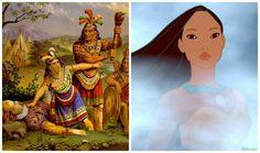 Pocahontas: Datos brutales y crudos; Que  #Disney no incluyó - http://www.infouno.cl/pocahontas-datos-brutales-y-crudos-que-disney-no-incluyo/