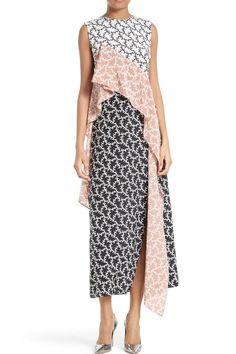 15 Spring Dresses That Have Nothing to Do with Florals via @PureWow Trendy Clothes For Women, Miranda Priestly, Silk Midi Dress, Designer Dresses, Nice Dresses, Formal Dresses, Diane Von Furstenberg, Nordstrom Dresses, Spring Dresses