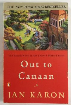 Out to Canaan by Jan Karon (1998 - Paperback) Book 4 - A Mitford Novel Series