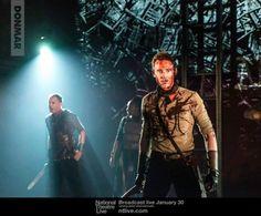 Coriolanus, National Theatre, England