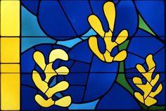 Matisse-Chapelle du Saint-Marie du Rosaire-Vence (Part.vetrata)
