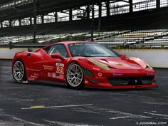Race Ready: Ferrari 458 GT by jonsibal on @deviantART