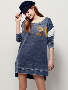 Free People Clubhouse Pullover, $118.00