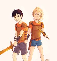 """""""We were twelve, Percy. Can you believe that?"""" 1/2 by alex-29"""
