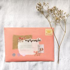 Letter Writing, Letter Art, It's Your Birthday, Birthday Cards, Scrapbook Letters, Scrapbook Cards, Aesthetic Letters, Snail Mail Pen Pals, Pen Pal Letters