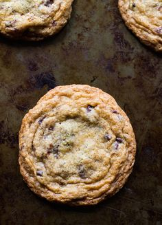 It took three years to perfect... introducing THE Best Gluten Free Chocolate Chip Cookies