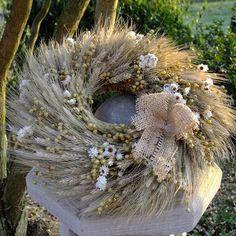 Věnec - Kvítky v obilí