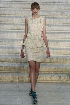 Antonio Berardi London Fashion Week Fall 2012.