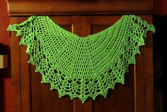 Ravelry: All Shawl pattern by Doris Chan