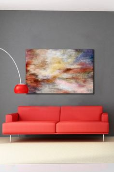 Abstract Elements II Canvas on HauteLook Lighted Canvas, Canvas Wall Art, Northern Lights, Abstract, Inspiration, Places, Home Decor, Summary, Biblical Inspiration