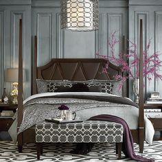 SUNDAY - 9/2/12 - Cosmopolitan Poster Bed