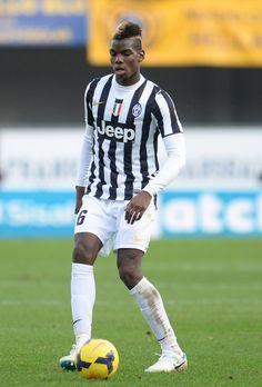 Paul Pogba Photos: Hellas Verona FC v Juventus - Serie A
