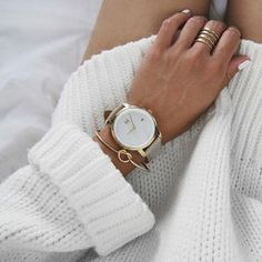 """MVMT Watches Women on Instagram: """"Congrats to @c.phraph on being our #mvmtstylepick of the day! Tag @mvmtwatcheswomen and use #jointhemvmt for your chance to be featured on our Instagram!"""""""