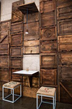 Raw Trader: Studio Y - Restaurant & Bar Design #restaurantdesign