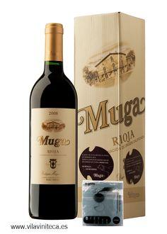 Vino Muga Crianza 2007 (Estuche de cartón y antigoteo) 2011