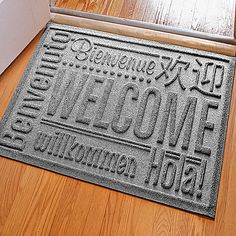 <P>Protect your floors from water, dirt and grime with thishighly-absorbent Weather Guard™ welcome mat. It features a 24-oz. premium polyproylene fabric face and commercial grade SBR non-skid rubber backing for lasting use.</P>