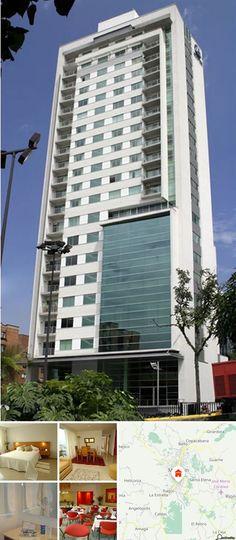 Affinity Suites Aparthotel (Medellín, Colombia)